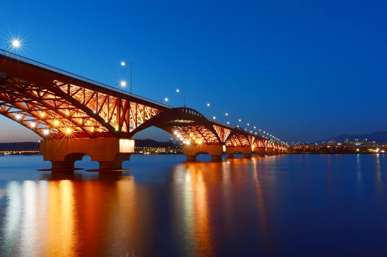 The Origin of Han River Bridge