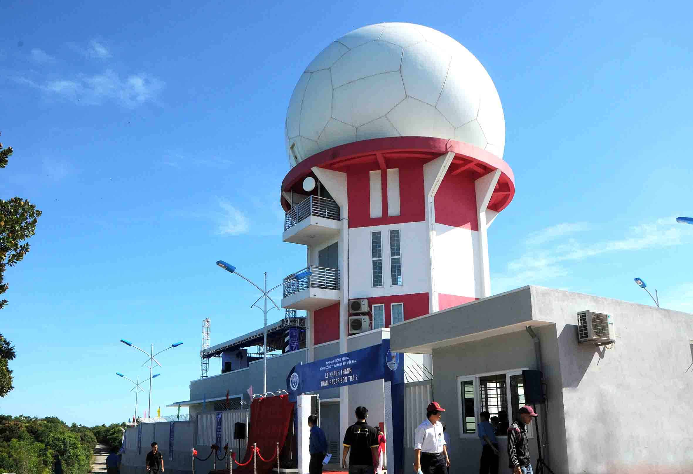 sontra radar station