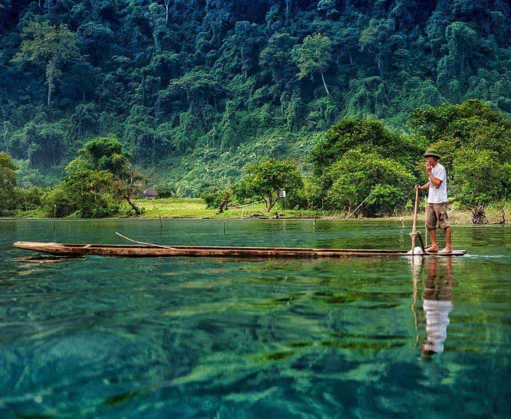 Ba Be – Cao Bang – Ban Gioc Waterfall Majestic 4-day Tour