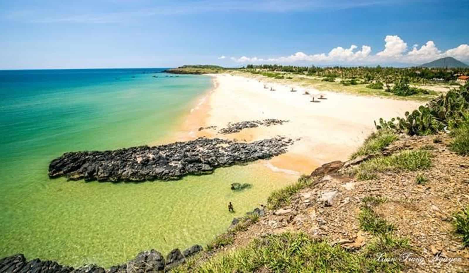 Bai Xep Beach Get to
