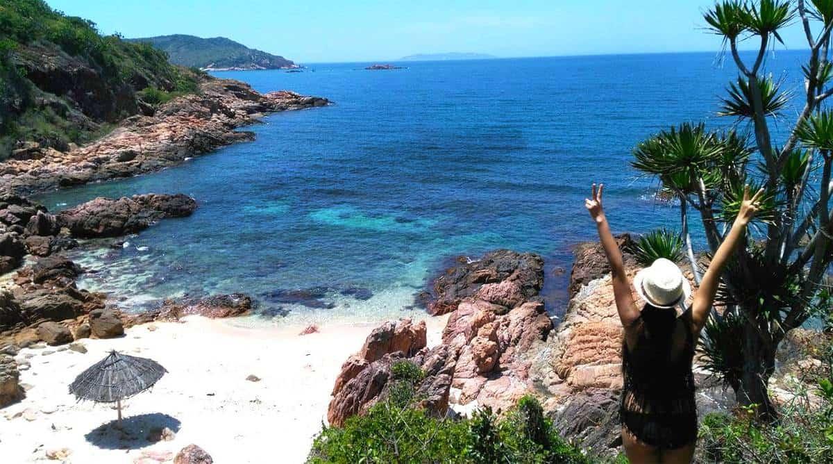 Bai Xep Beach Visit