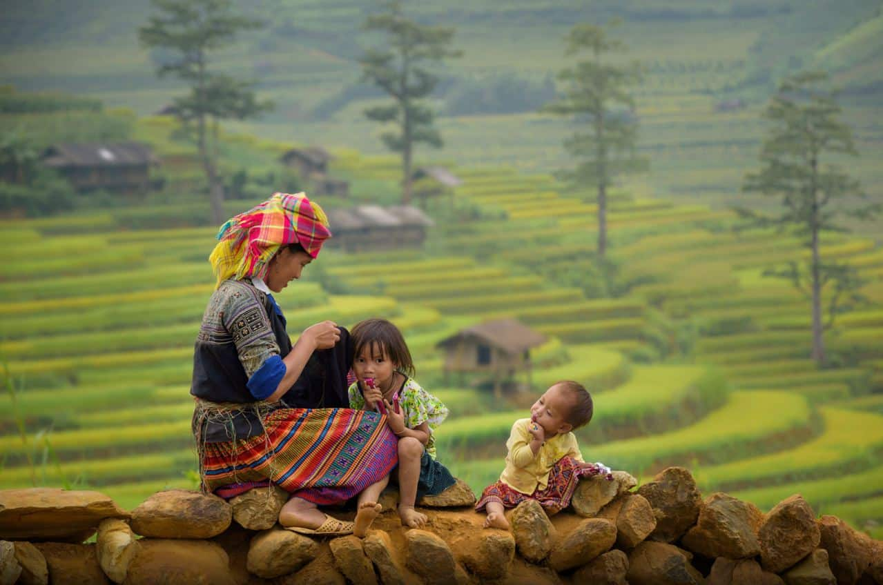 Best time to visit Muong Hoa valley