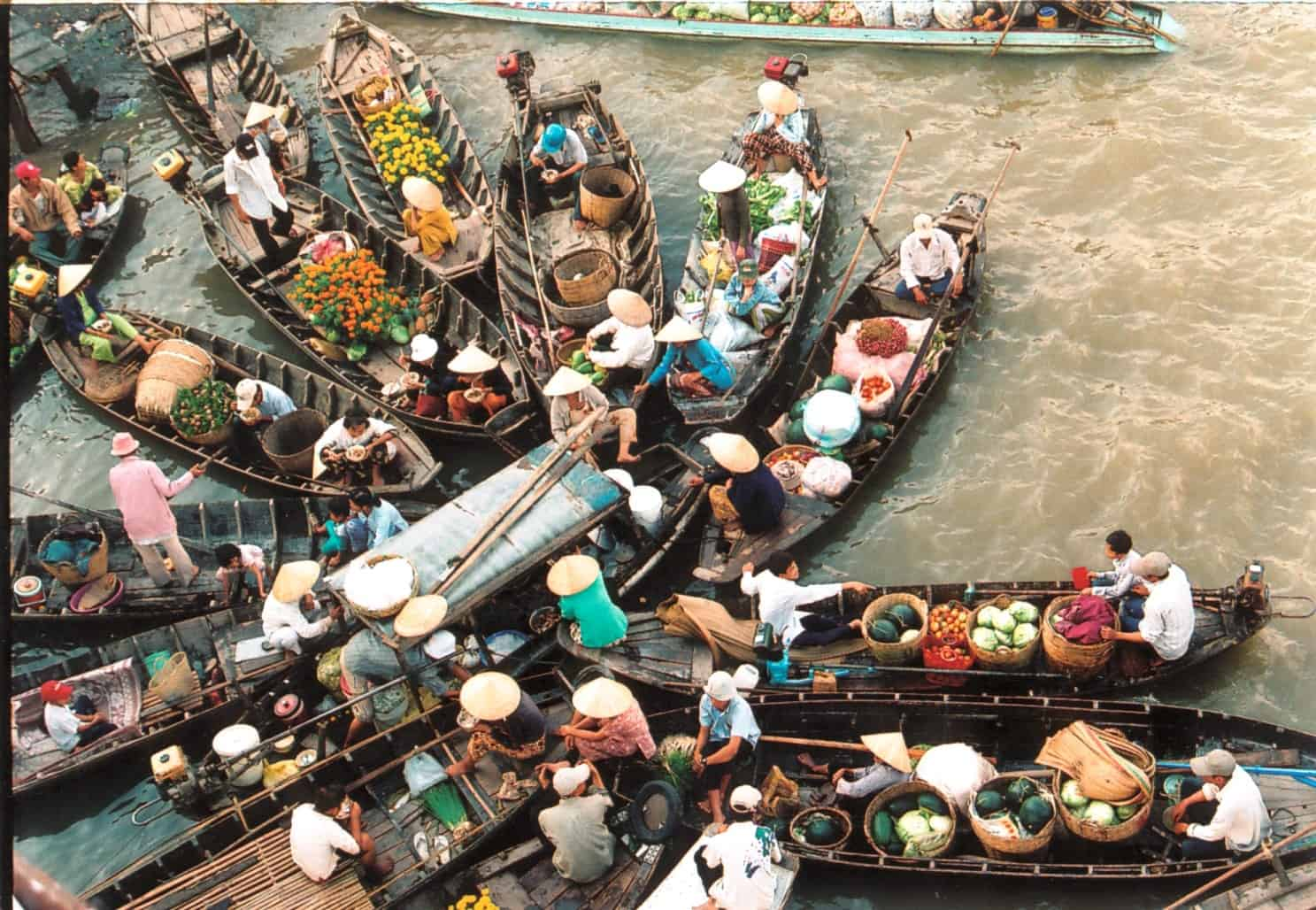 Cai Rang Floating Market Tips