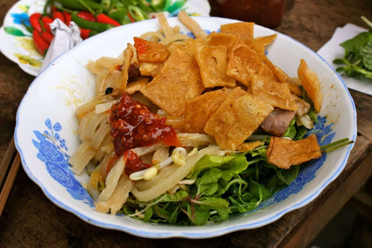 Cam Thanh Village Food