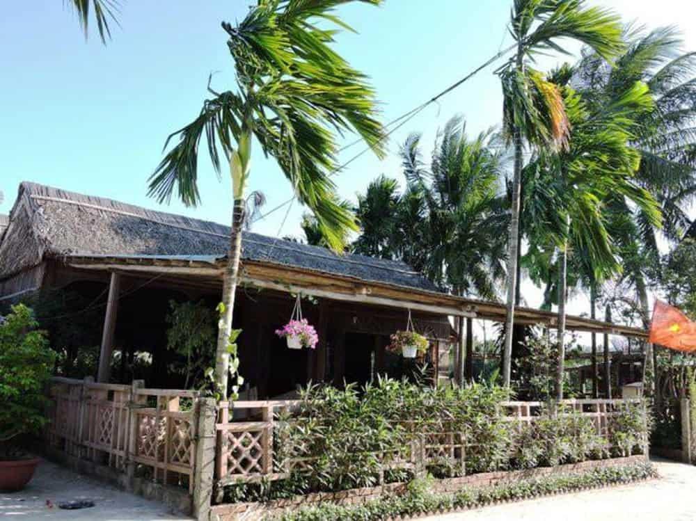 Cam Thanh Village Occupation