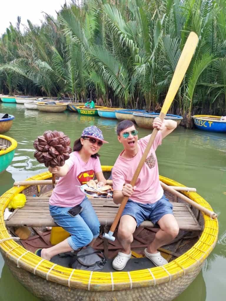Cam Thanh Village Palm Forest