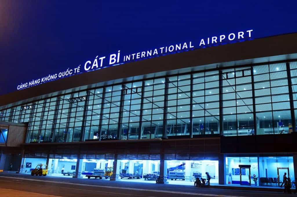 Cat Bi International Airport - airports nearest Halong bay