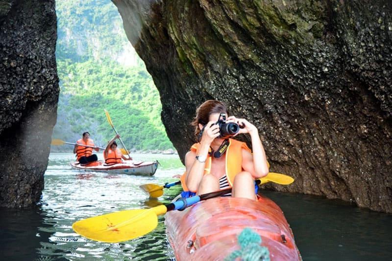 Cruises for Free Kayaking