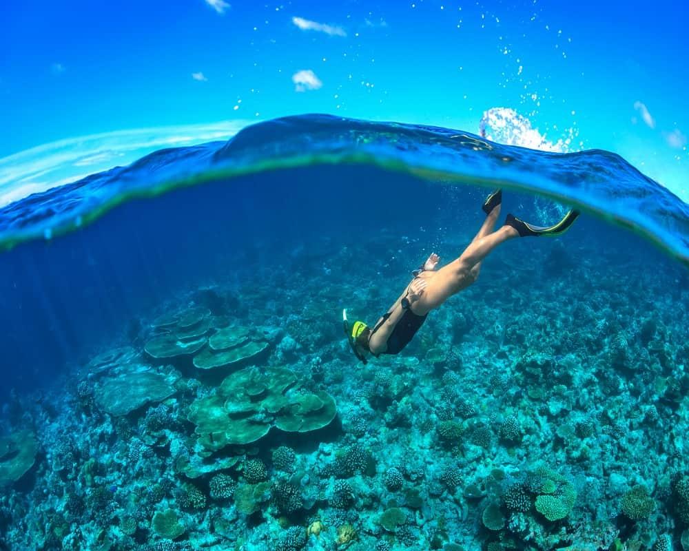 Cua Dai Beach Diving