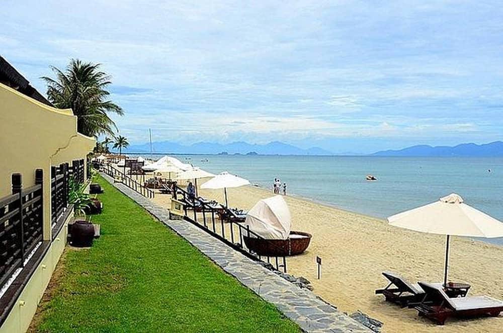 Cua Dai Beach How to Get