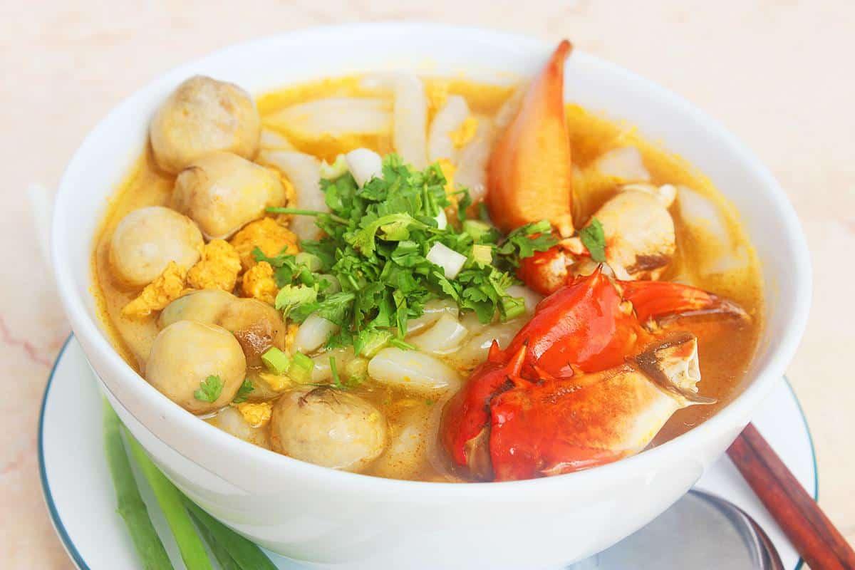 Cua Dai Beach Seafood