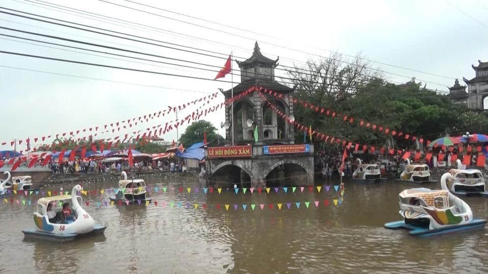 Dong Xam Silver Village Festival