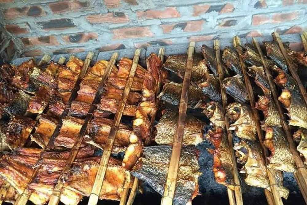 Dong Xam Silver Village Fish