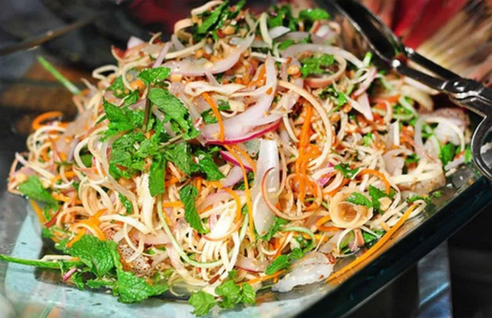 Dong Xam Silver Village Salad