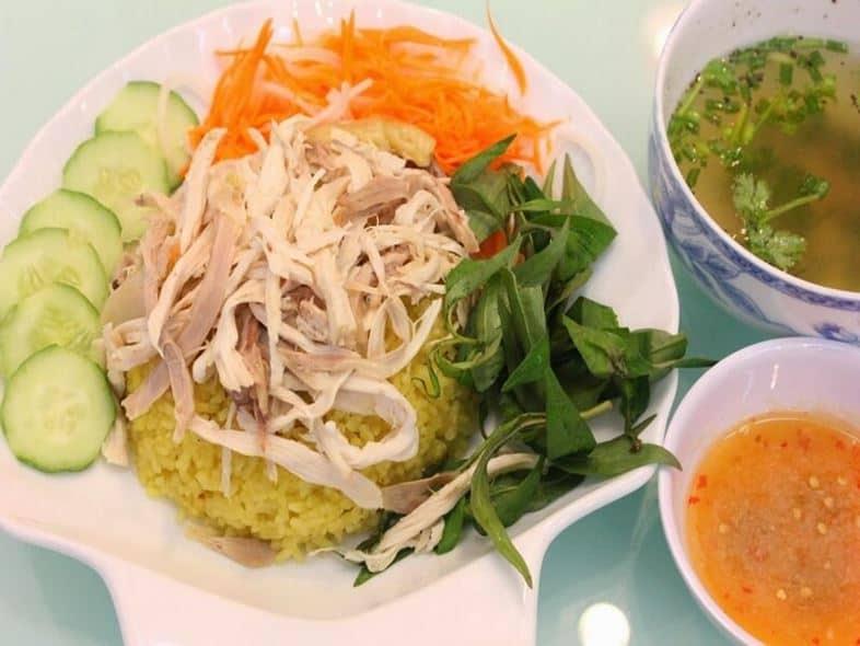 Ghenh Da Dia Chicken Rice