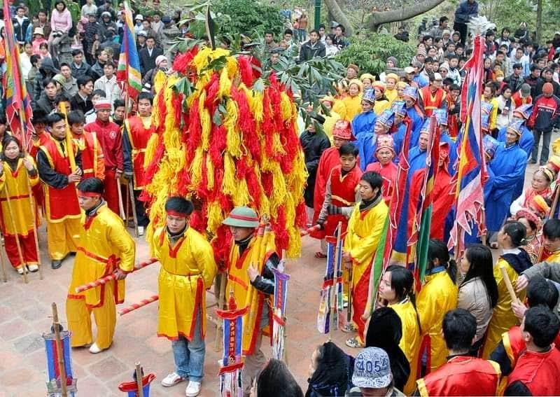 Giong FestivalTime
