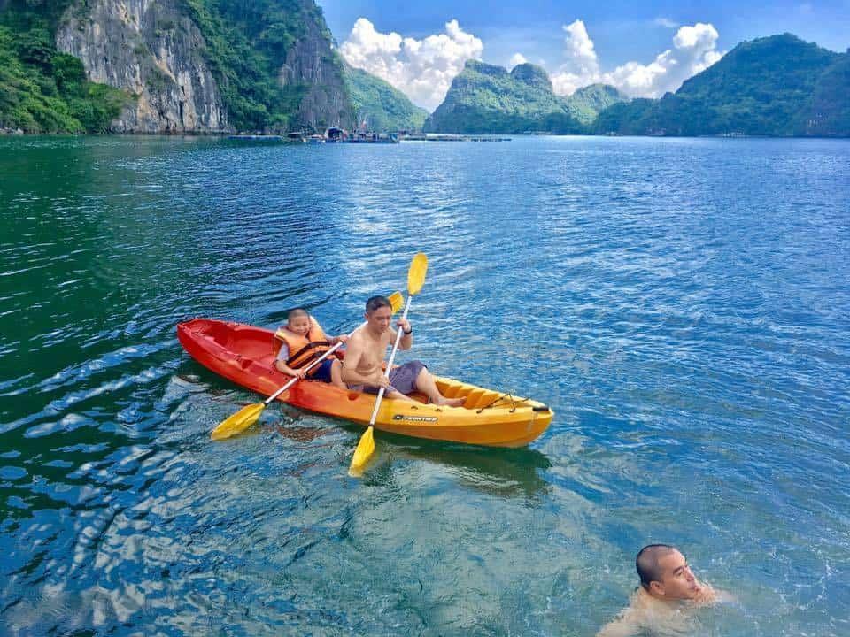 Cruising Through Bays And Monkey Island