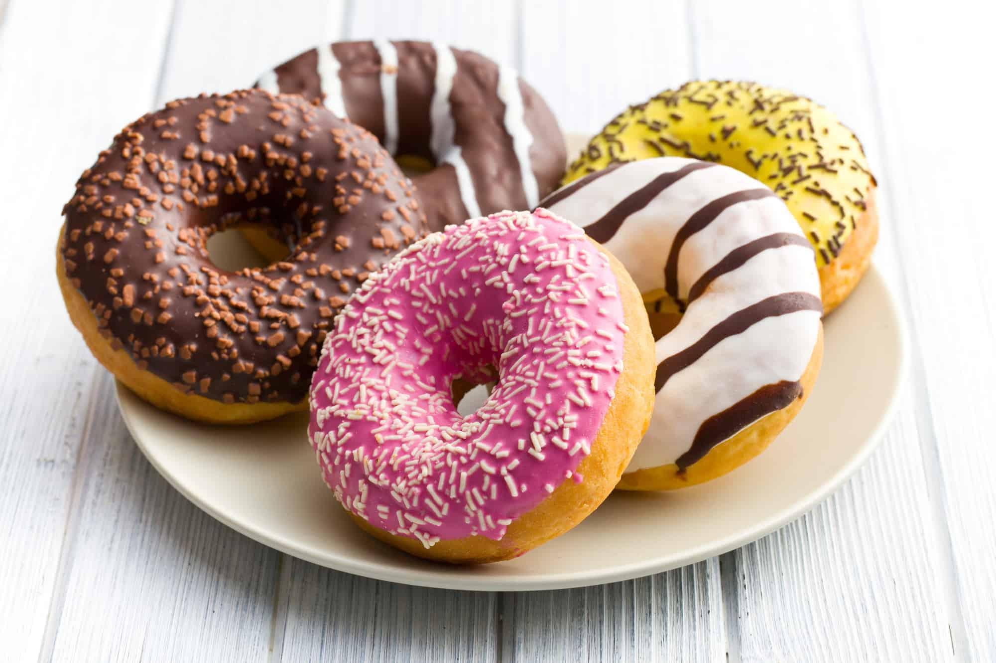 Hanoi Scams Free Donut