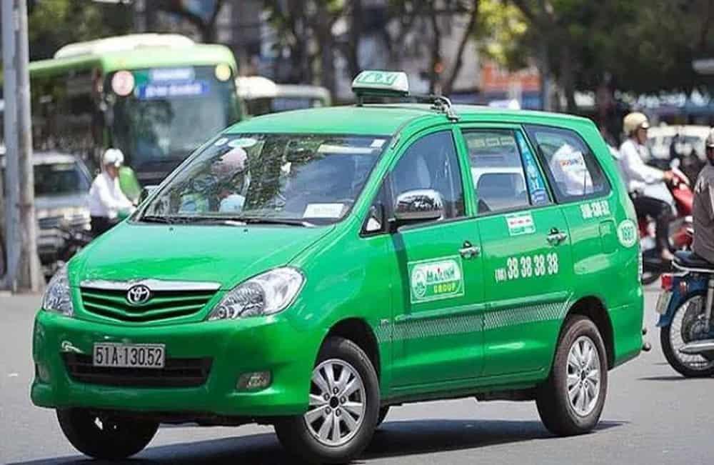 Hanoi Scams Taxi