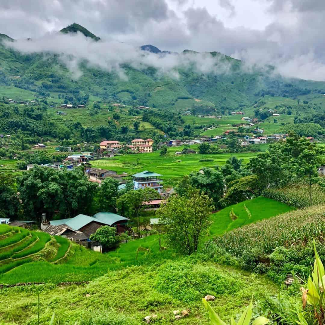 Highlights of Ta Van Village