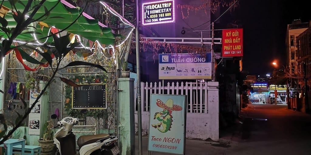 Highlights of Taco ngon restaurant