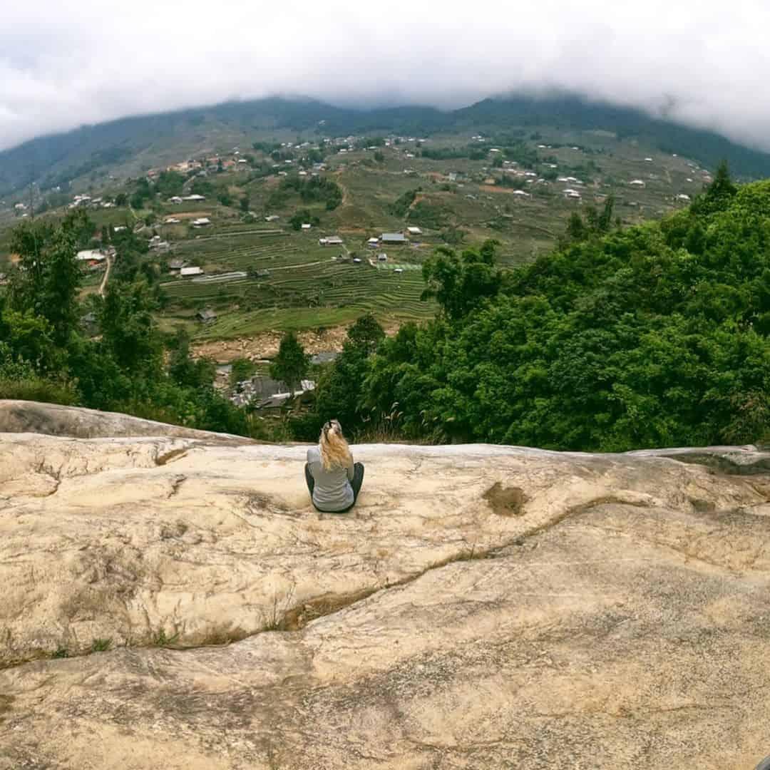 History of Ta Van Village