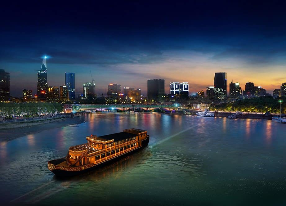 Ho Chi Minh Sunset Cruise Tour