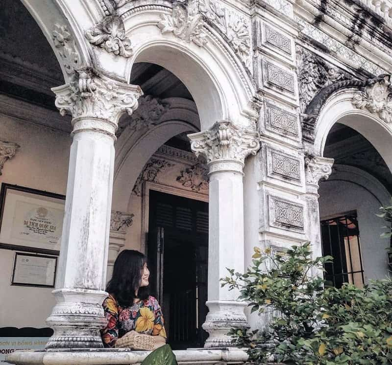 Huynh Thuy Le Old House Architecture