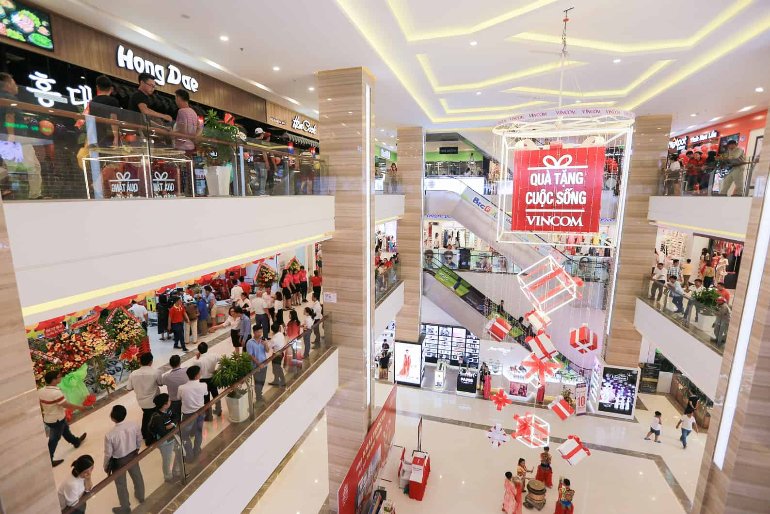 Highlights of Vincom Mega Mall Royal City Thanh Xuan