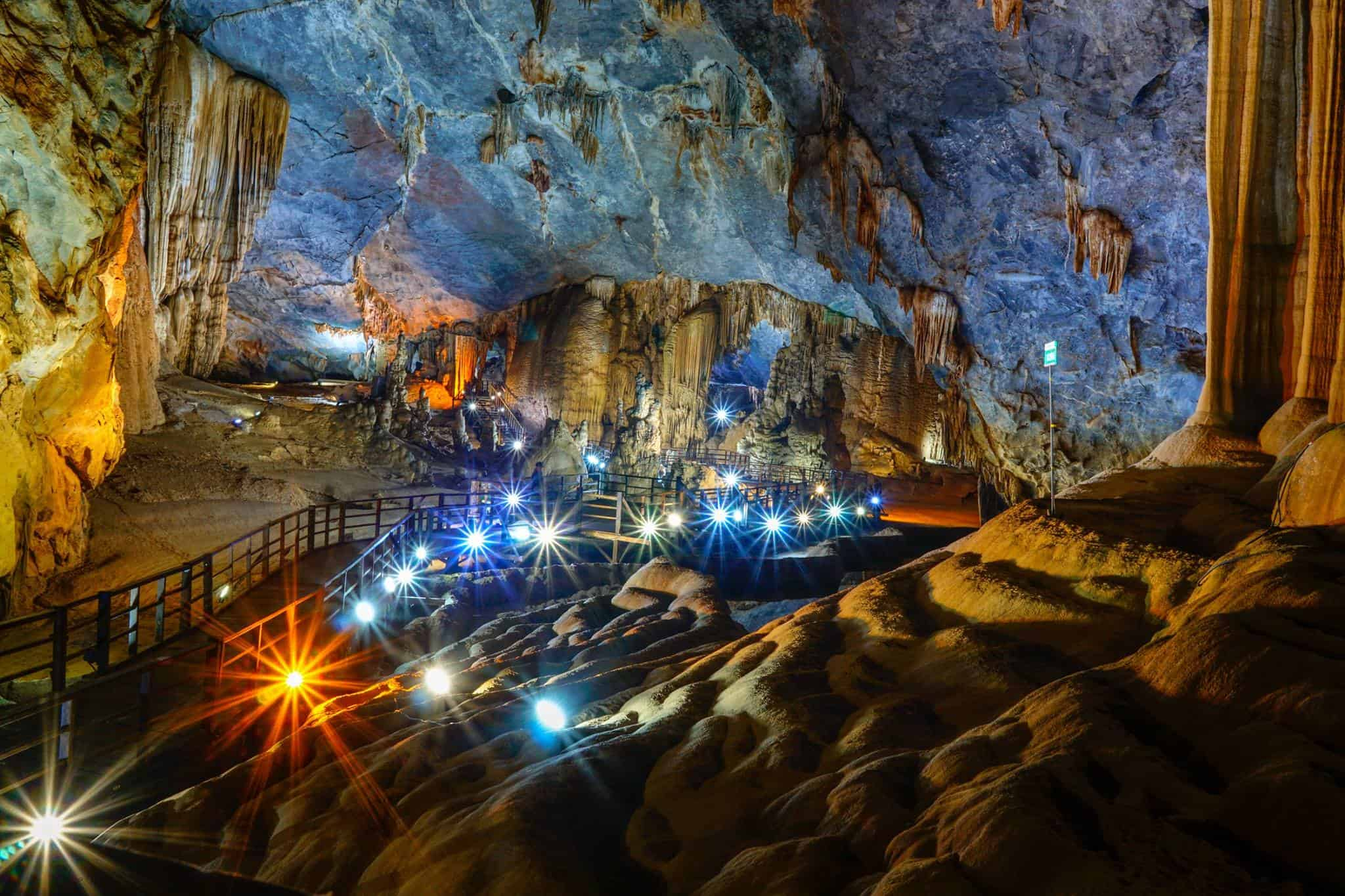 Paradise Cave Discovery