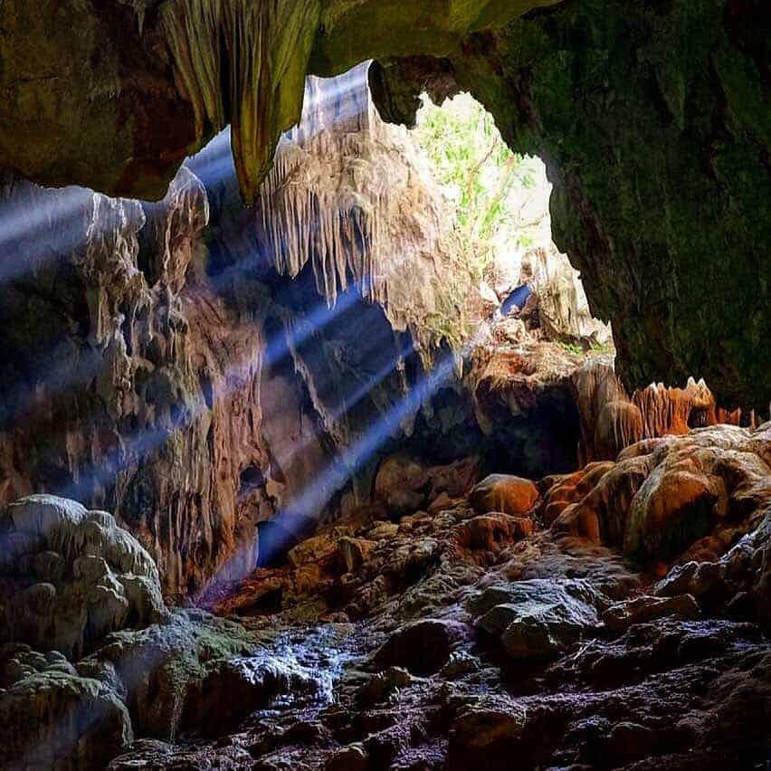 Paradise Cave Visit
