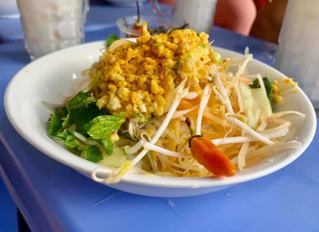 Phu Quoc National Park Ken Noodles