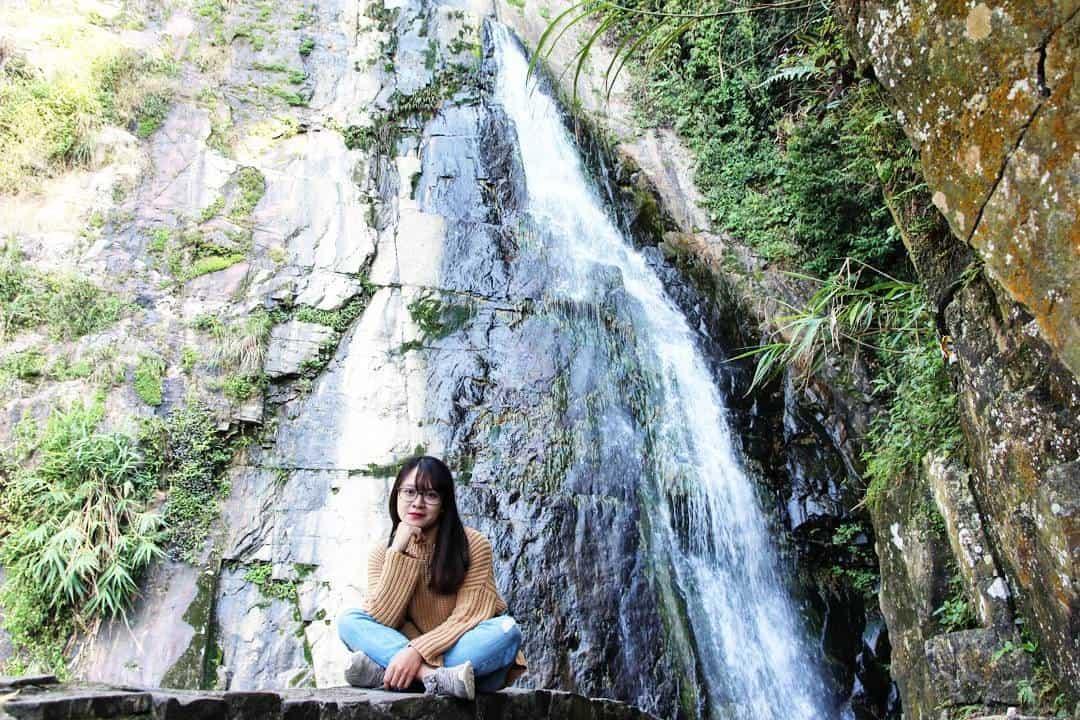 Tam Dao National Park Thac Bac