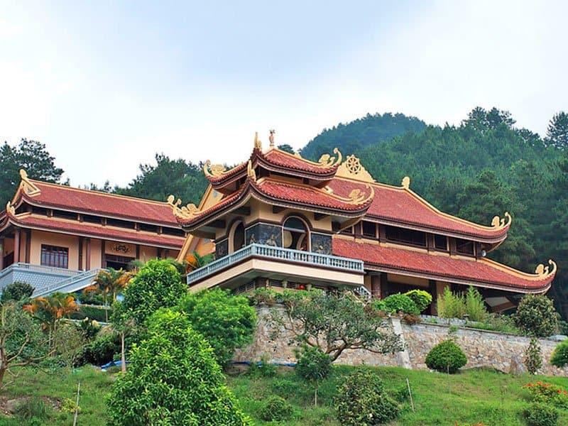 Tam Dao National Park Thien Vien