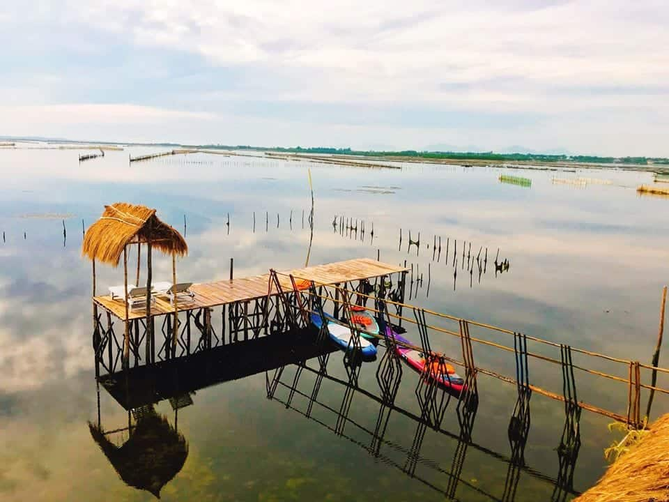 Tam Giang Lagoon Activities