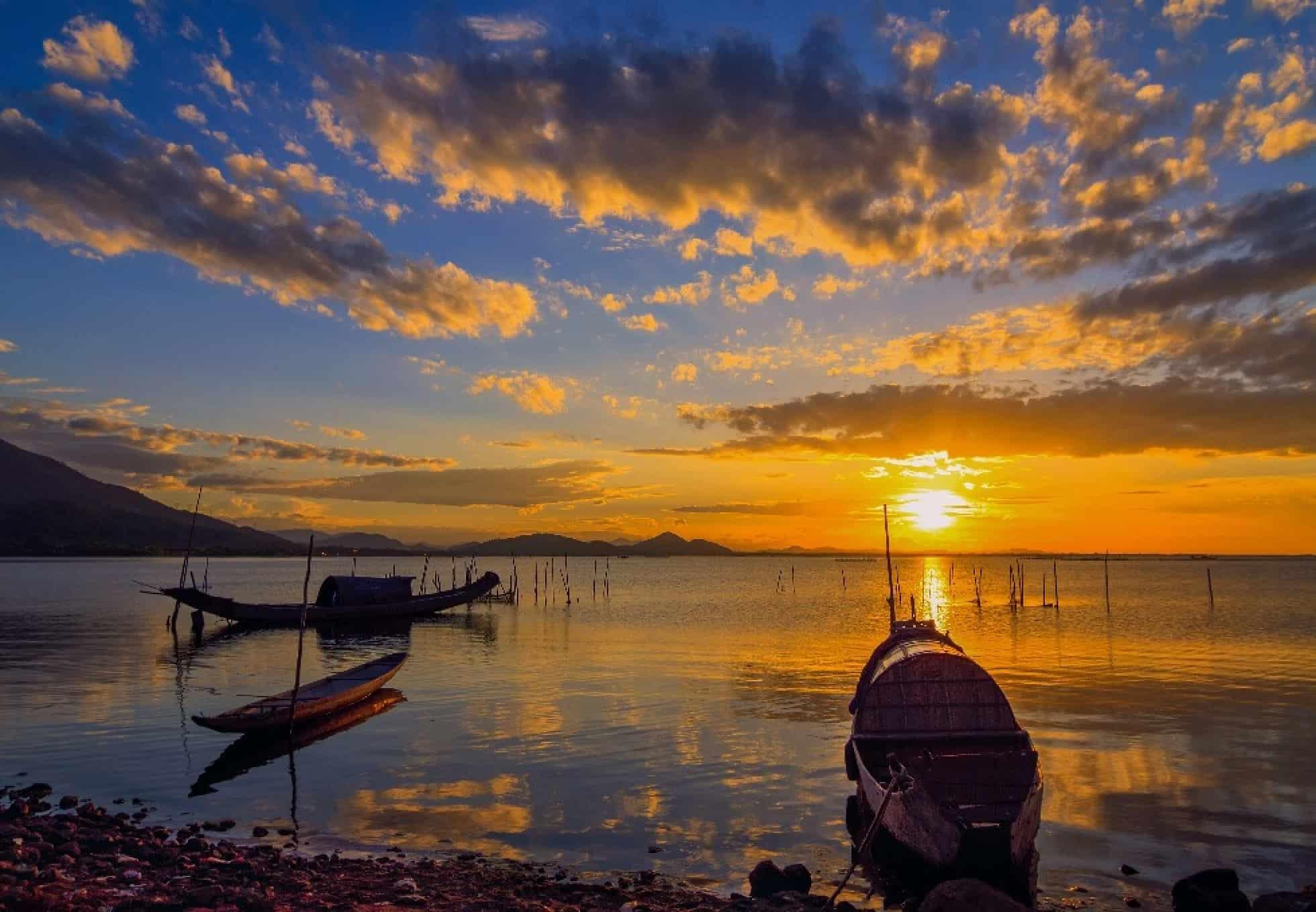 Tam Giang Lagoon Highlights