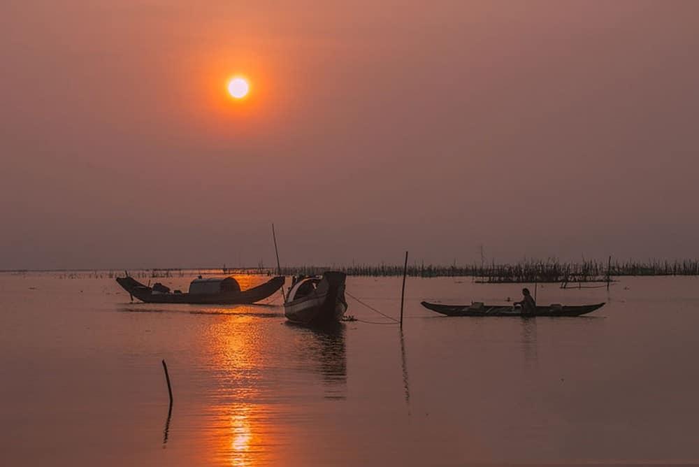 Tam Giang Lagoon Visit Time
