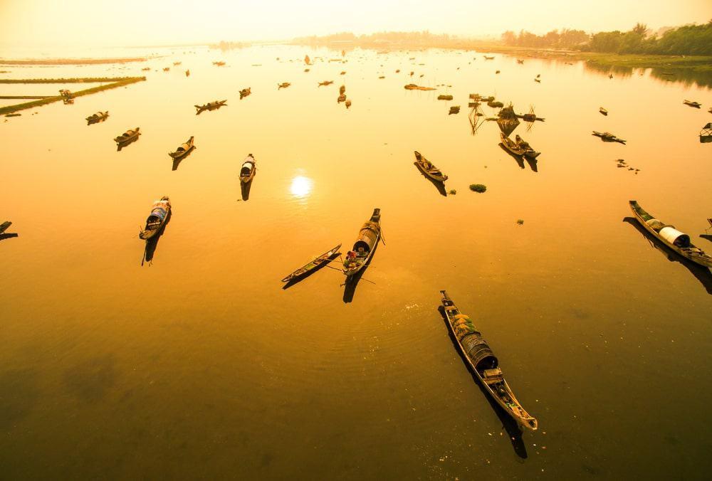 Tam Giang Lagoon Visit