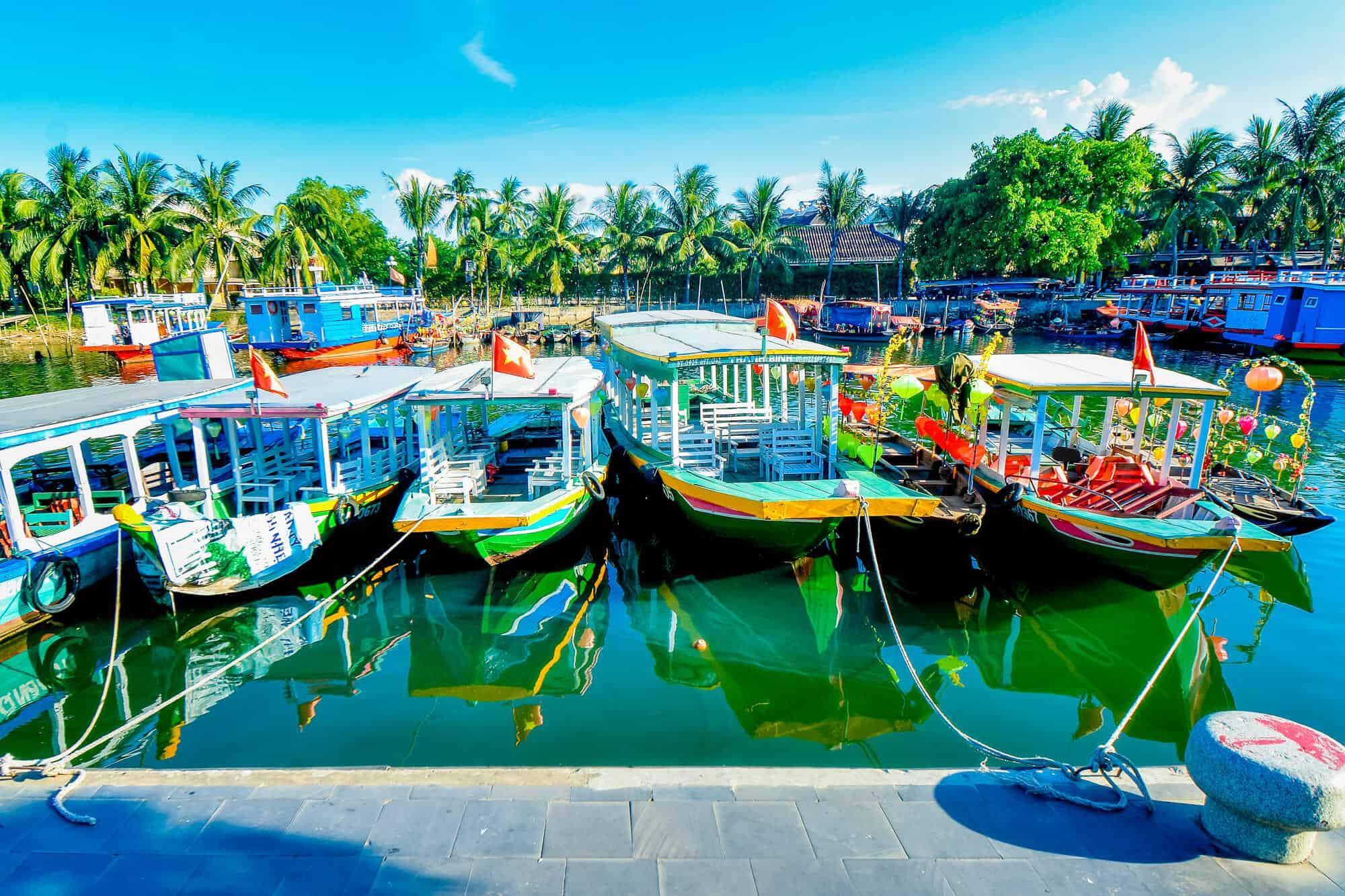 Thu Bon River Get to