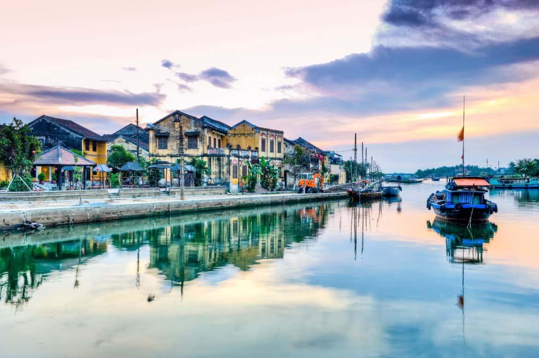 Thu Bon River Highlights