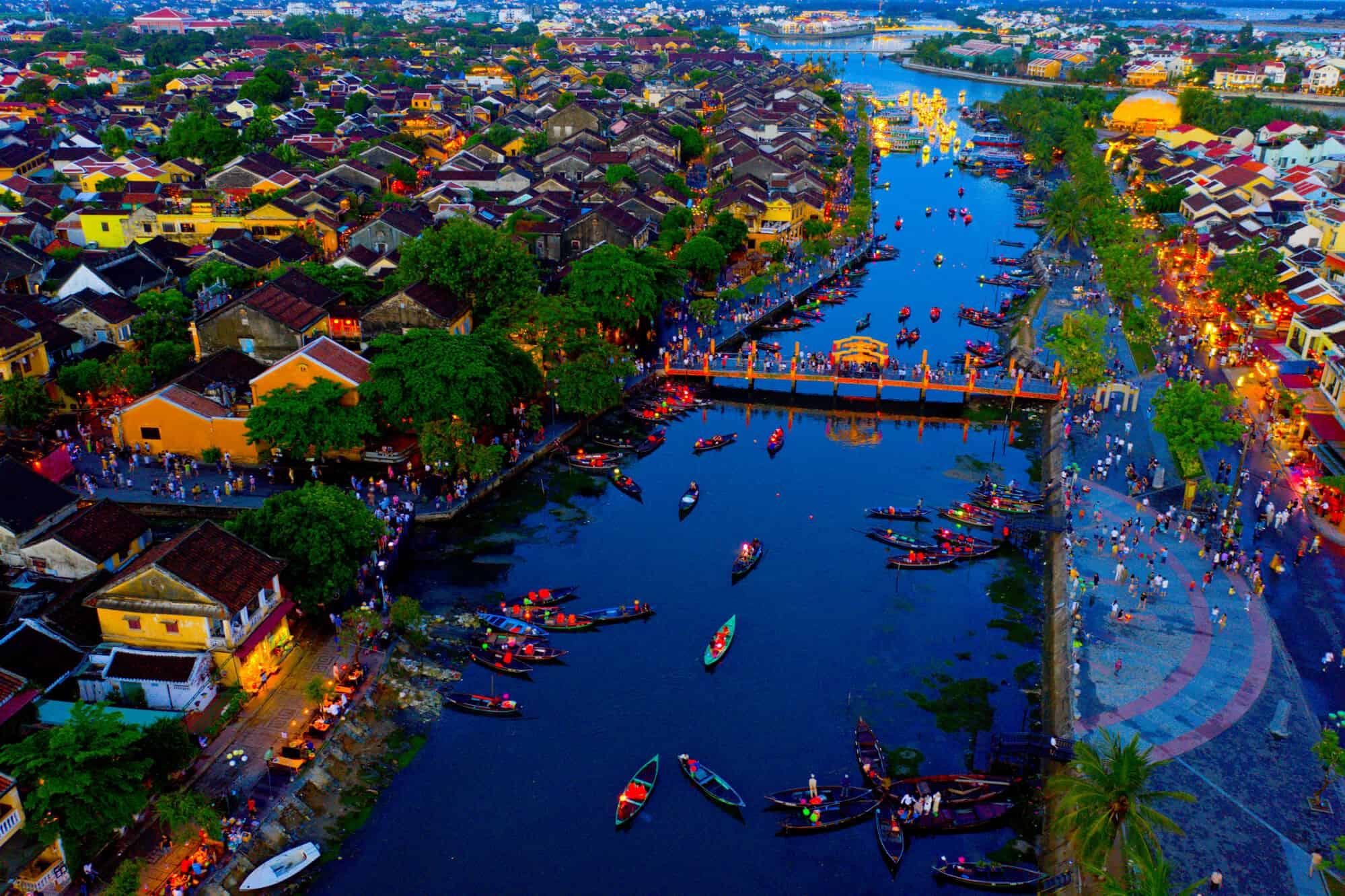 Thu Bon River Overview
