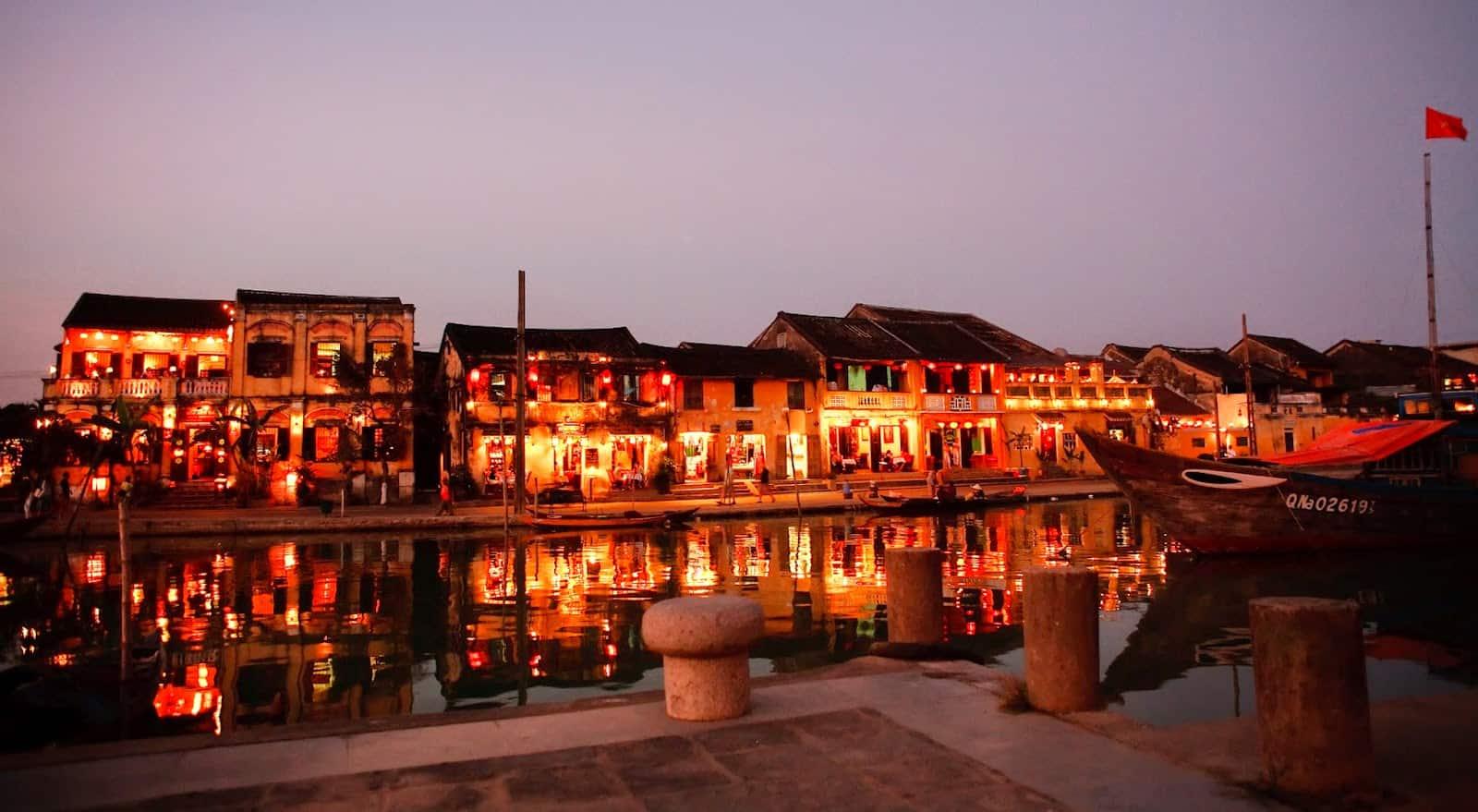 Thu Bon River Story