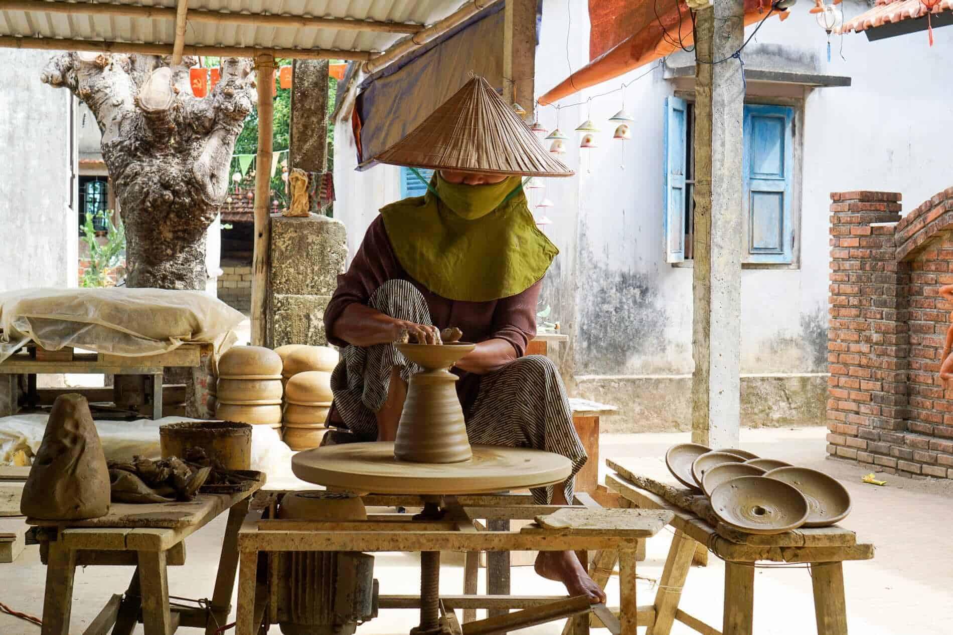 Thu Bon River Village