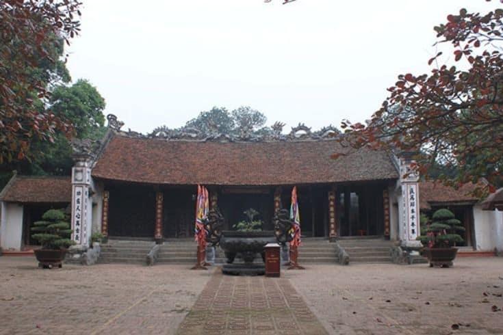 Tran Temple Festival Thien Truong Temple