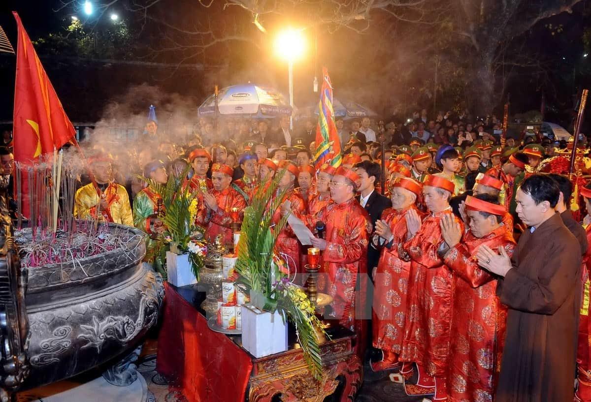 Tran Temple Festival Tips