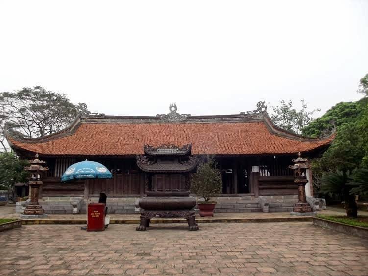 Tran Temple Festival Trung Hoa Temple