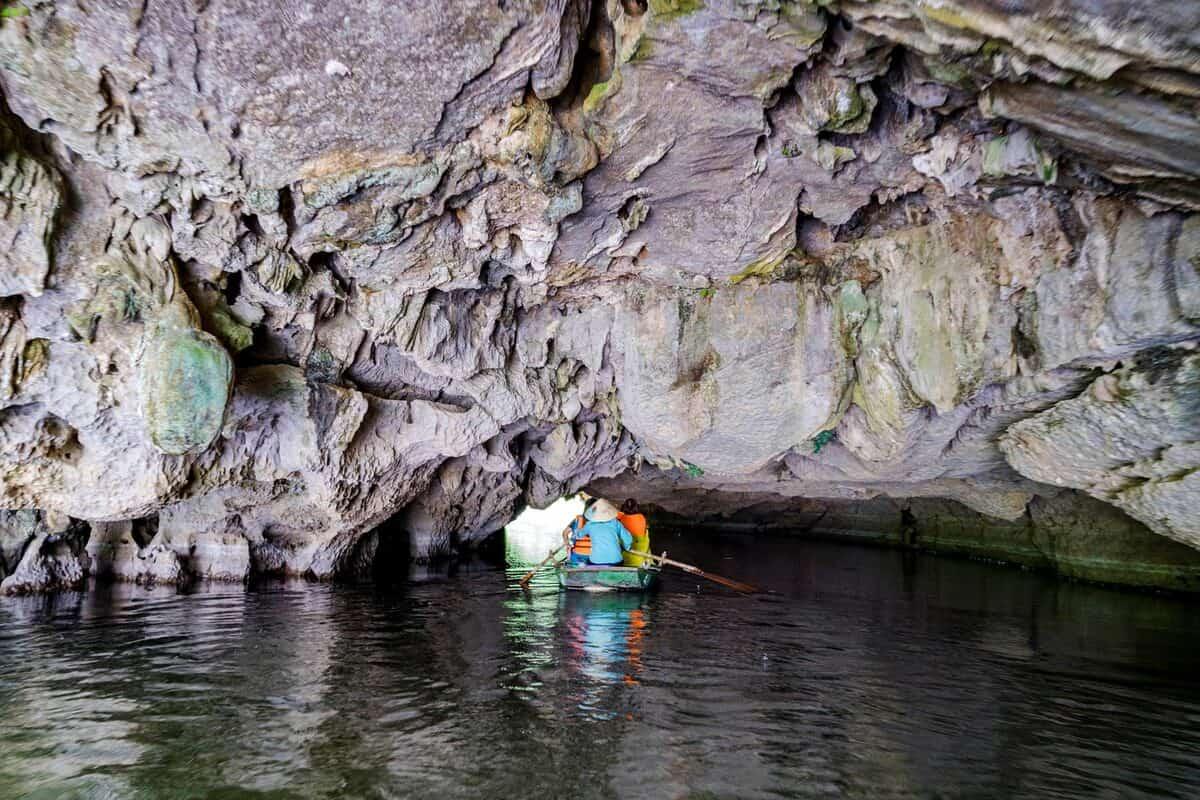 Trang An Complex Cave