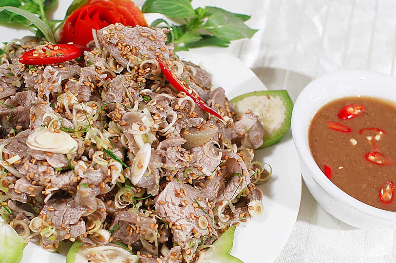 Trang An Complex Goat Meat