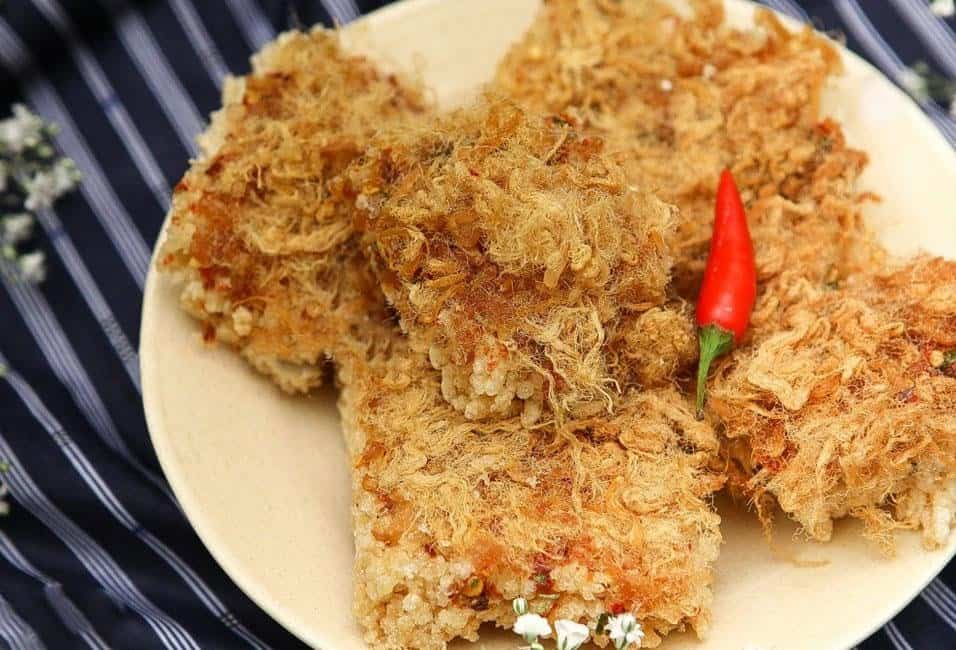 Trang An Complex Rice Crust