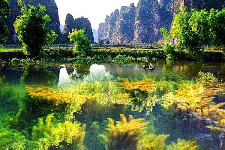 Trang An Complex Visit Time
